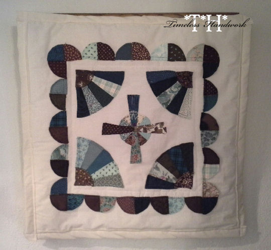 #17TH Faith And Fans Wall Quilt
