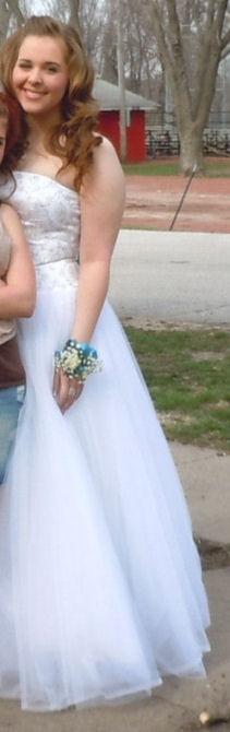 Wedding To Prom Dress Tutorial